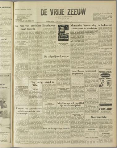 de Vrije Zeeuw 1959-08-25