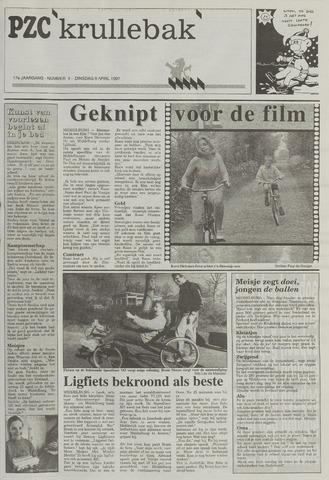 Provinciale Zeeuwse Courant katern Krullenbak (1981-1999) 1997-04-08