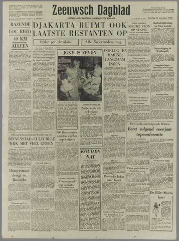 Zeeuwsch Dagblad 1959-11-14