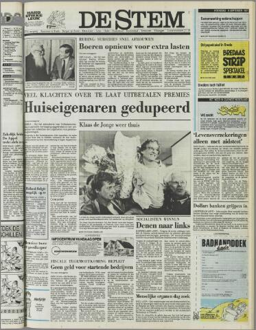 de Stem 1987-09-09