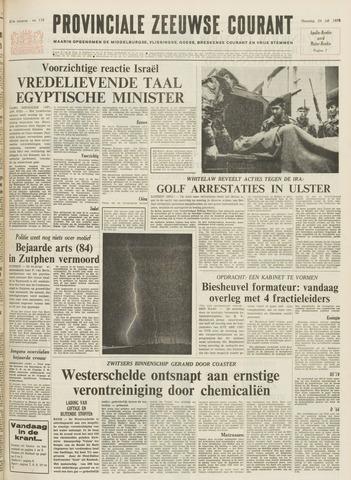 Provinciale Zeeuwse Courant 1972-07-24