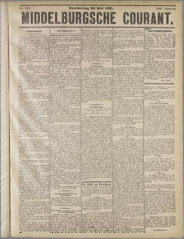 Middelburgsche Courant 1921-05-26