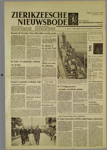 Zierikzeesche Nieuwsbode 1962-09-21