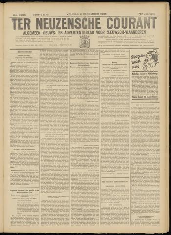 Ter Neuzensche Courant. Algemeen Nieuws- en Advertentieblad voor Zeeuwsch-Vlaanderen / Neuzensche Courant ... (idem) / (Algemeen) nieuws en advertentieblad voor Zeeuwsch-Vlaanderen 1935-12-06