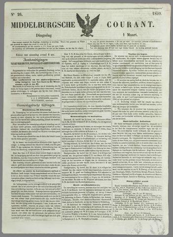 Middelburgsche Courant 1859-03-01