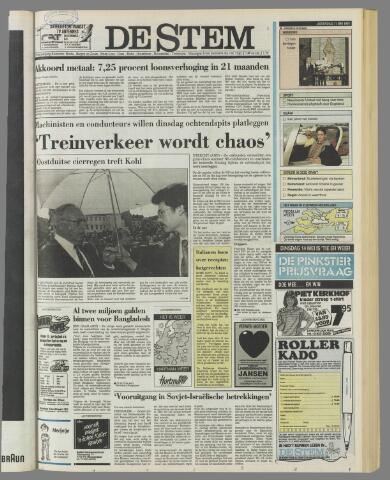 de Stem 1991-05-11