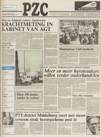 Provinciale Zeeuwse Courant 1979-09-12