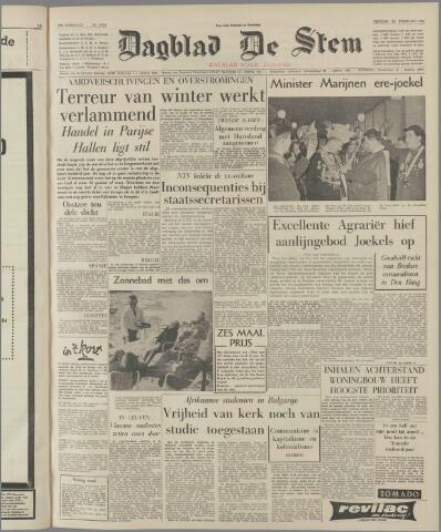 de Stem 1963-02-22