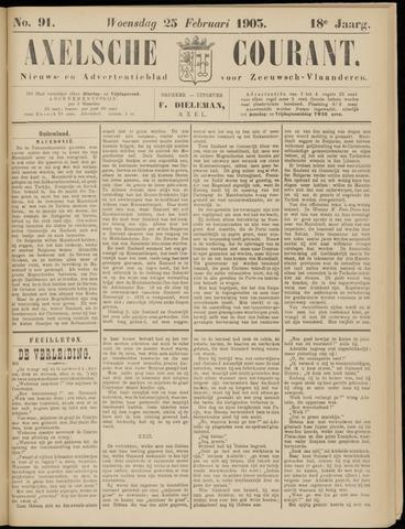Axelsche Courant 1903-02-25