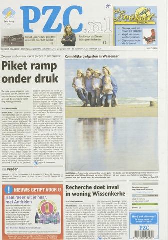 Provinciale Zeeuwse Courant 2009-07-21