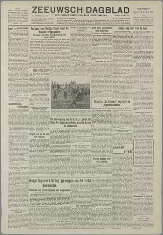 Zeeuwsch Dagblad 1949-05-20