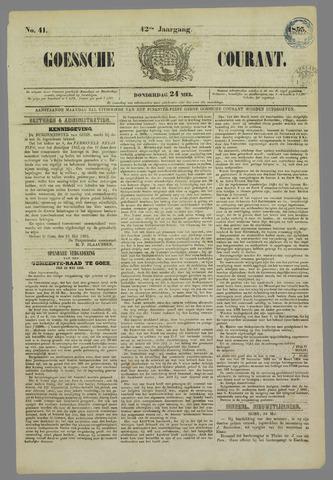 Goessche Courant 1855-05-24