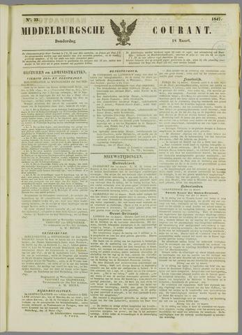 Middelburgsche Courant 1847-03-18