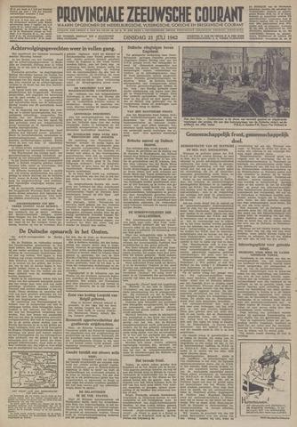 Provinciale Zeeuwse Courant 1942-07-21