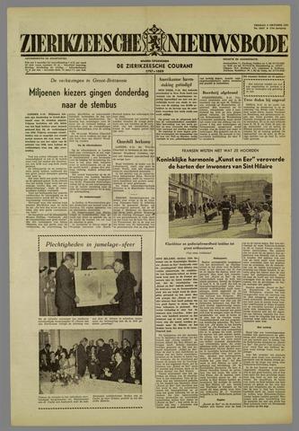 Zierikzeesche Nieuwsbode 1959-10-09