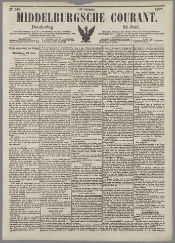 Middelburgsche Courant 1897-06-24