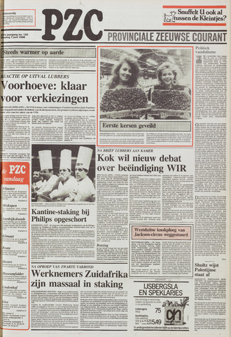 Provinciale Zeeuwse Courant 1988-06-07