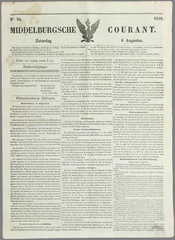 Middelburgsche Courant 1859-08-06