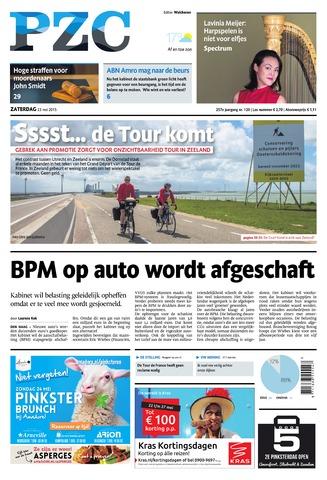Provinciale Zeeuwse Courant 2015-05-23