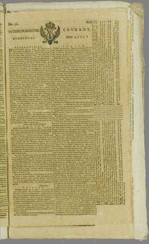 Middelburgsche Courant 1806-07-24