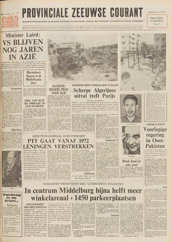 Provinciale Zeeuwse Courant 1971-04-14