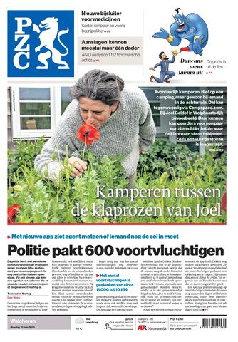 Provinciale Zeeuwse Courant 2019-05-21
