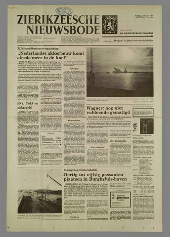 Zierikzeesche Nieuwsbode 1982-02-05