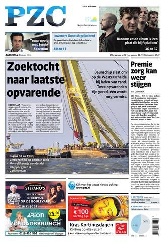 Provinciale Zeeuwse Courant 2015-02-07