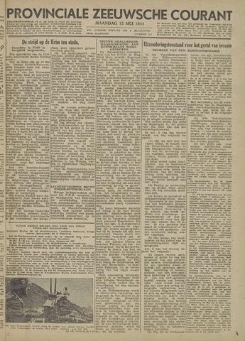 Provinciale Zeeuwse Courant 1944-05-15