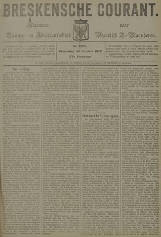 Breskensche Courant 1912-10-30