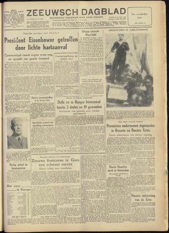 Zeeuwsch Dagblad 1955-09-26