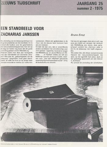 Zeeuws Tijdschrift 1975-03-01