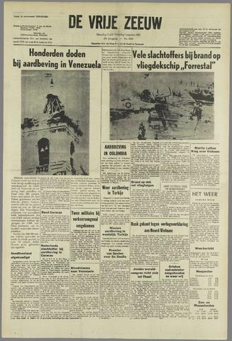 de Vrije Zeeuw 1967-07-31