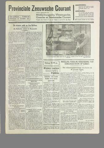 Provinciale Zeeuwse Courant 1940-10-16