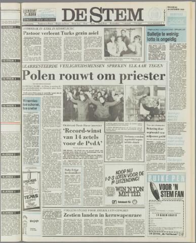 de Stem 1984-10-29