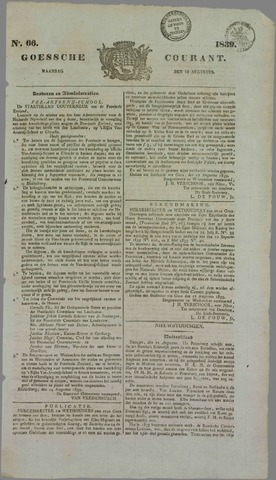 Goessche Courant 1839-08-19