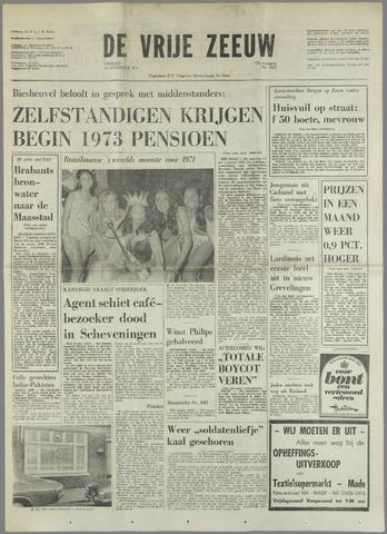 de Vrije Zeeuw 1971-11-12