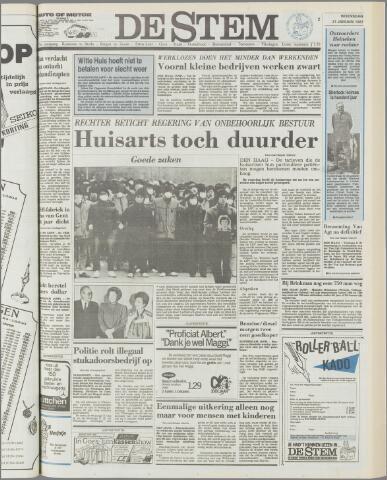 de Stem 1987-01-21