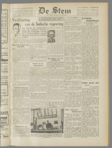 de Stem 1945-11-07
