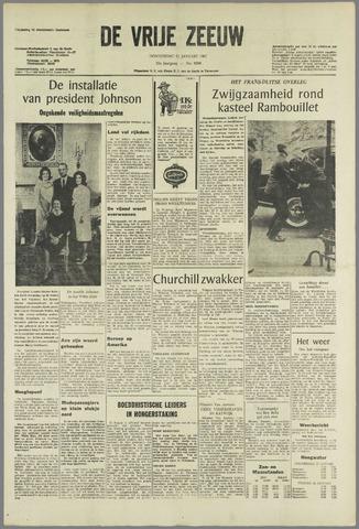 de Vrije Zeeuw 1965-01-21