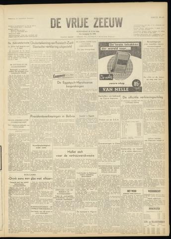 de Vrije Zeeuw 1956-06-20