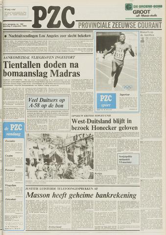 Provinciale Zeeuwse Courant 1984-08-04