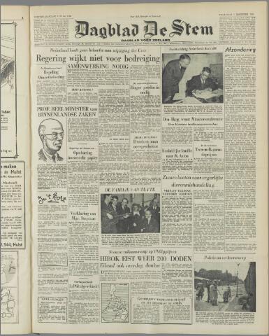de Stem 1951-12-07