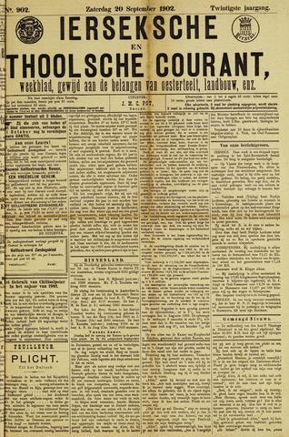 Ierseksche en Thoolsche Courant 1902-09-20
