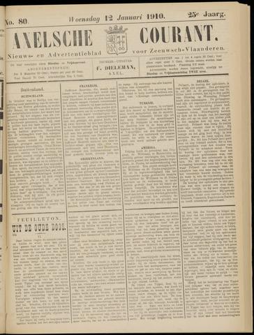 Axelsche Courant 1910-01-12