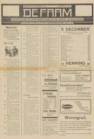 de Faam en de Faam/de Vlissinger 1948