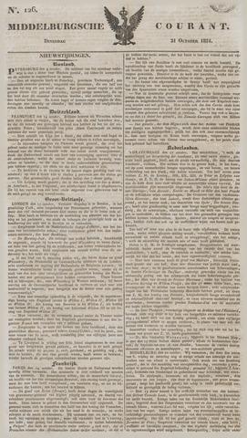Middelburgsche Courant 1834-10-21