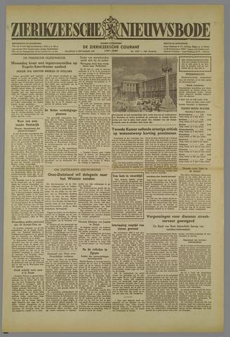 Zierikzeesche Nieuwsbode 1952-09-08