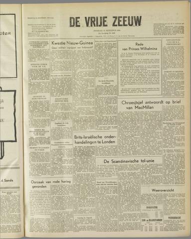 de Vrije Zeeuw 1958-08-12
