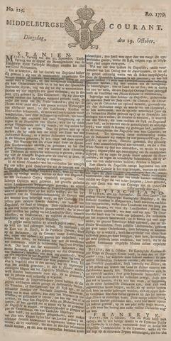 Middelburgsche Courant 1779-10-19